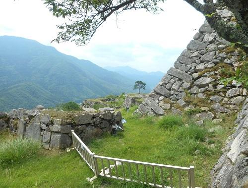 天空の城竹田城跡
