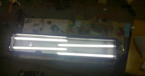 電飾壁面看板